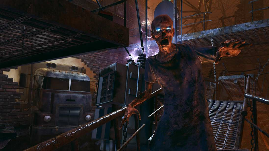 Call of Duty: 9 Black Ops 2 Zombie Screenshots