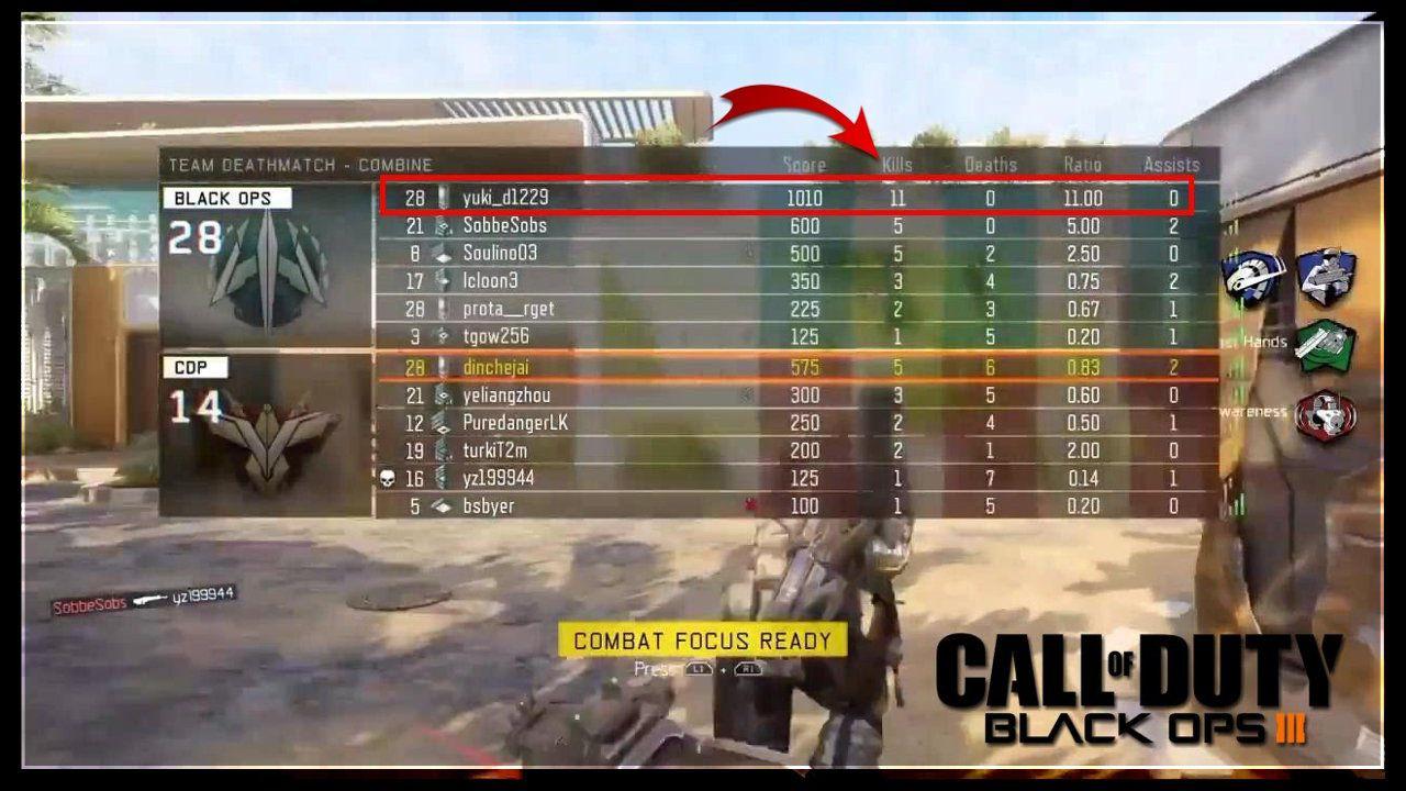 Black Ops 3 ha*k, Cheat
