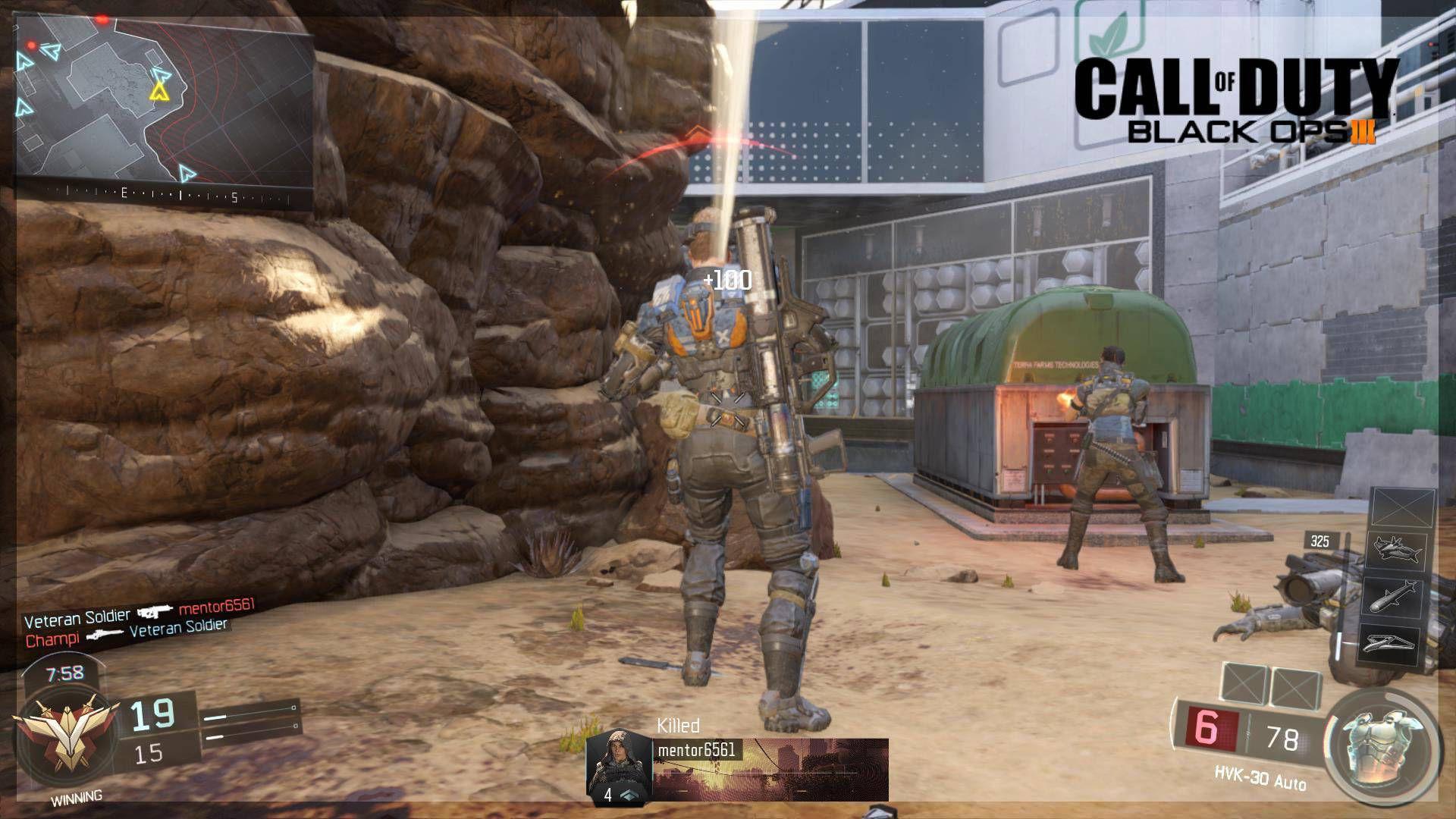 Black Ops 3 Çıkış Tarihi