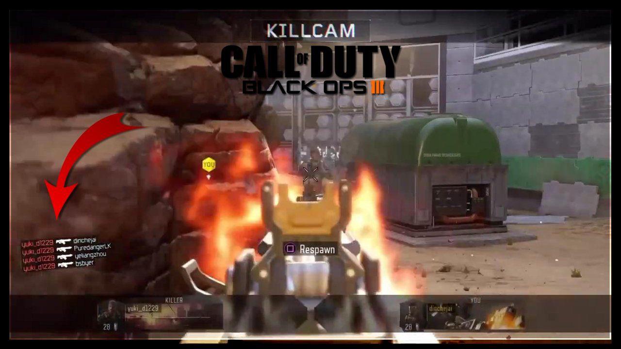 Black Ops 3 Hile