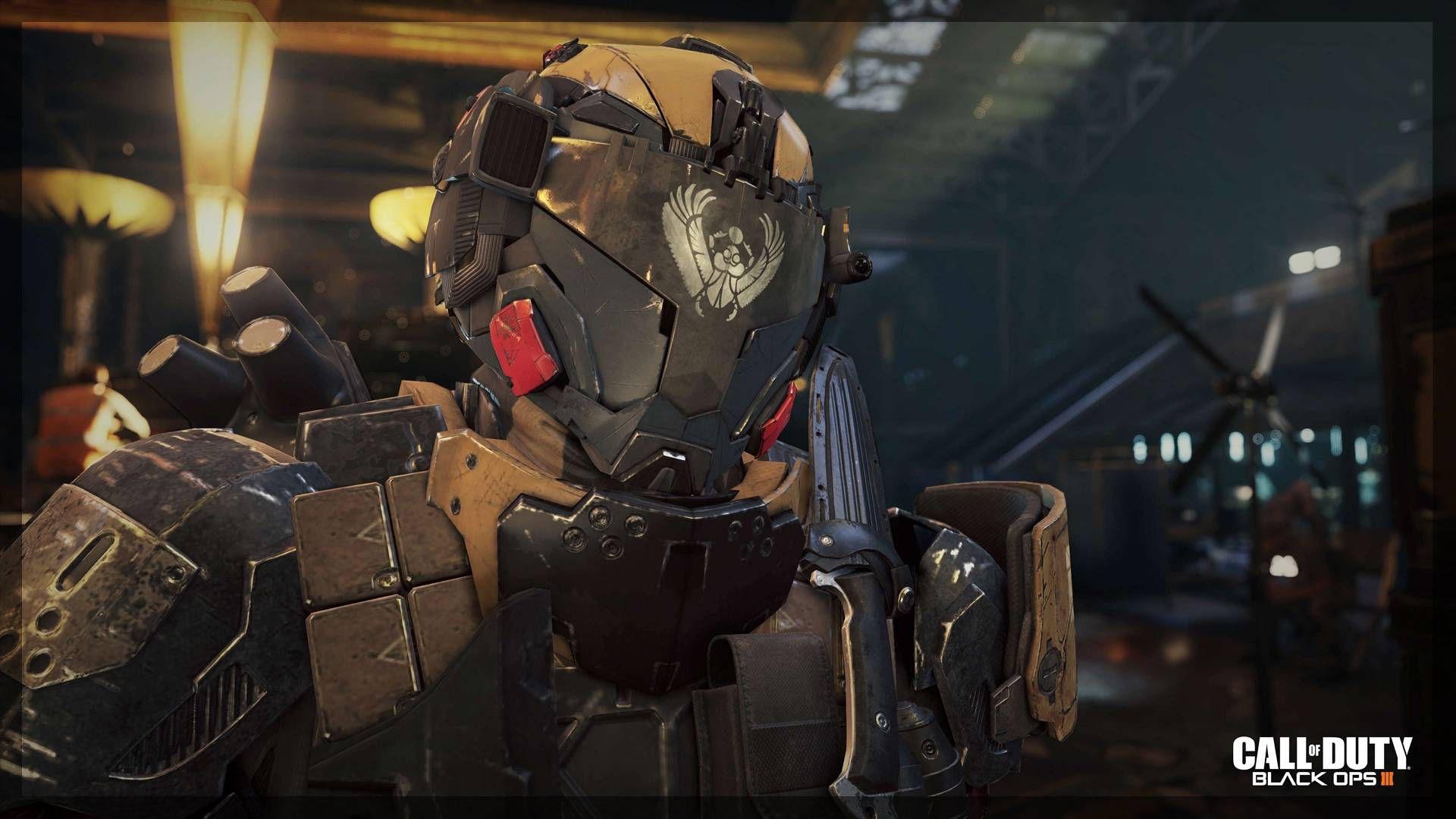 Black Ops 3 Ekran Görüntüsü Armored Guard