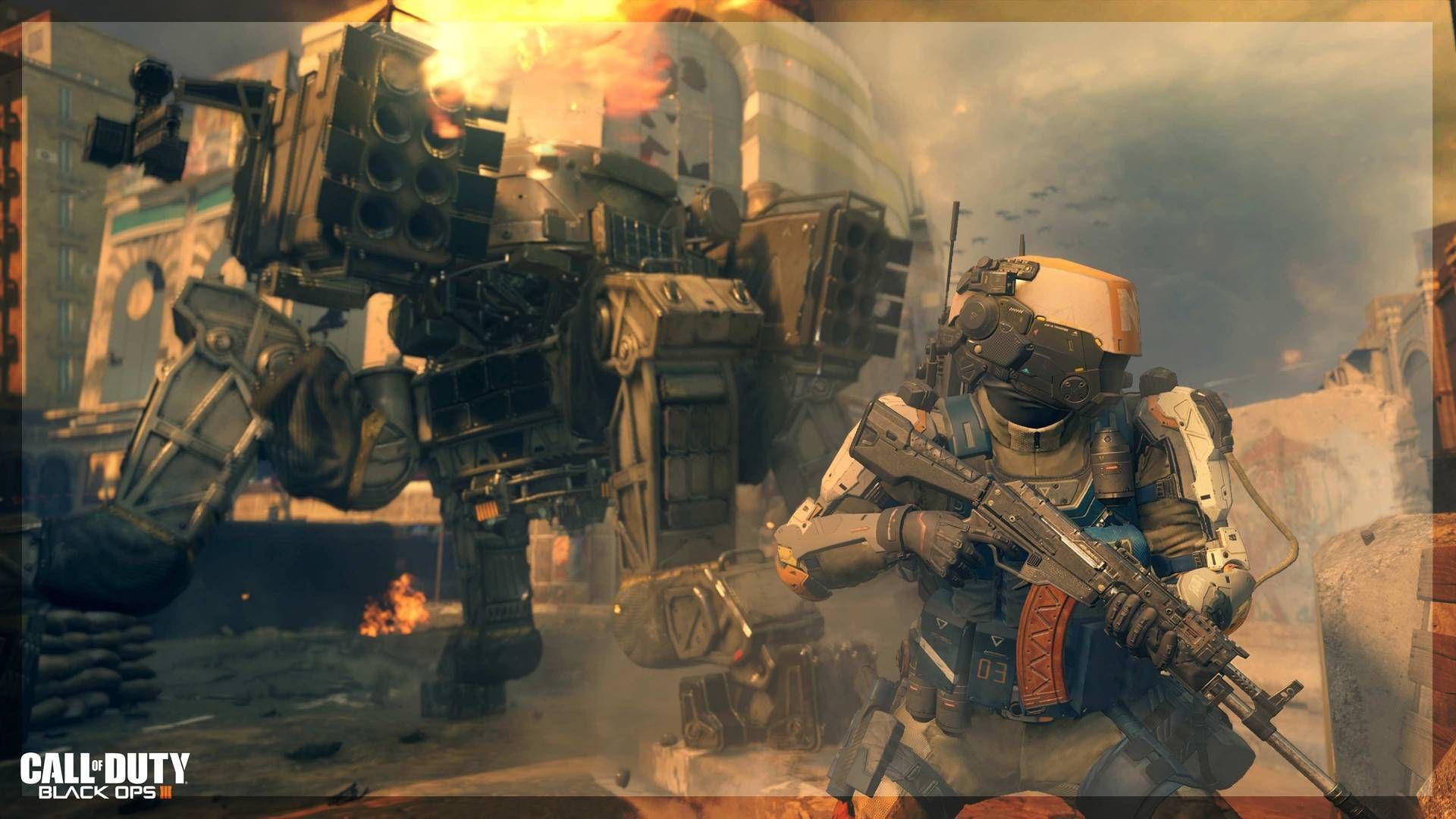 Black Ops 3 Ekran Görüntüsü Quad-Tank
