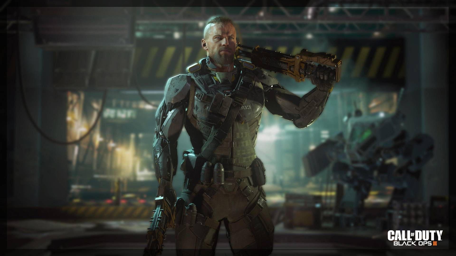 Black Ops 3 Ekran Görüntüsü Ruin