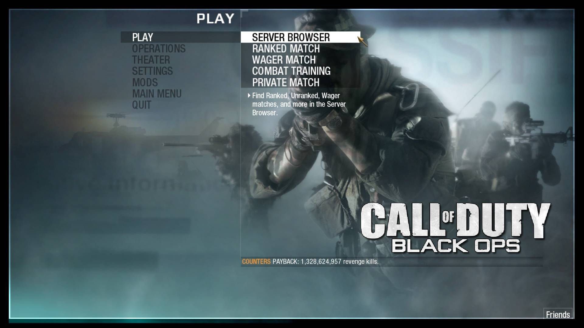Call of Duty 7 Black Ops Donma Sorunu