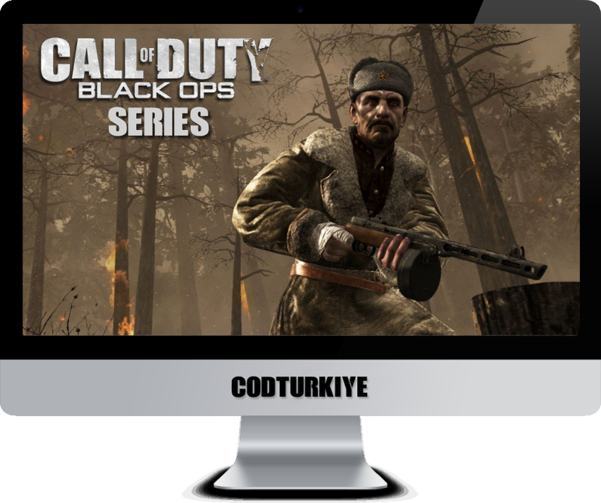 Black Ops Hikaye Özeti
