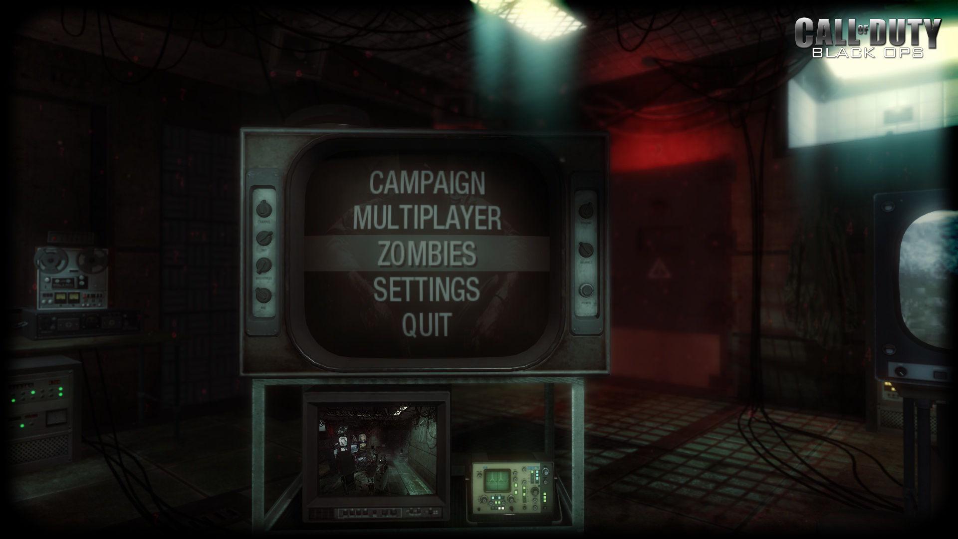 Call of Duty 7 Black Ops Zombie Co-Op Mod-1
