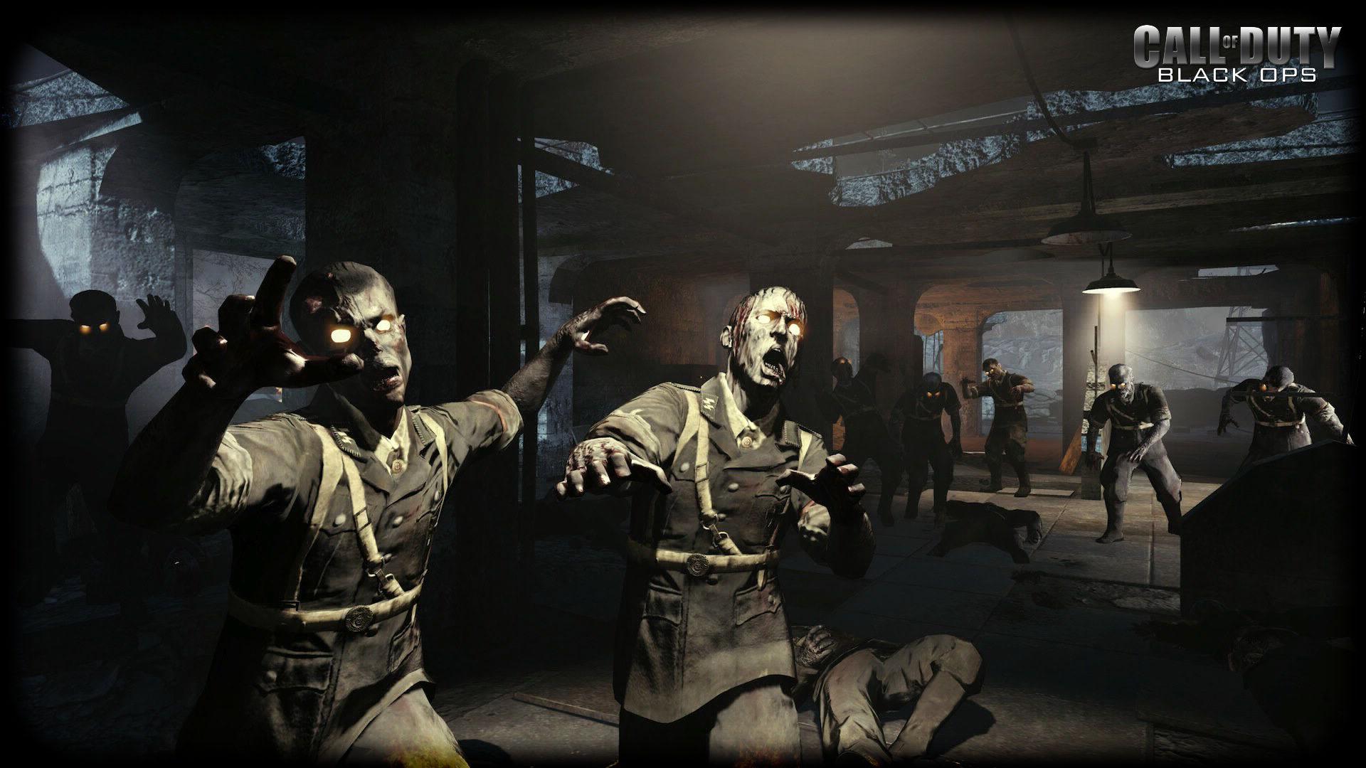 Call of Duty 7 Black Ops Zombie Co-Op Mod-2