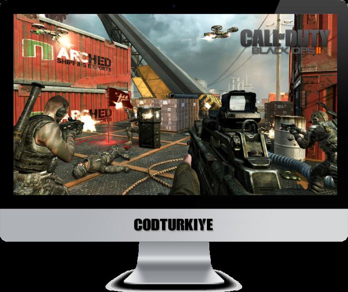 Black Ops 2 Multiplayer Oynama Hakkında