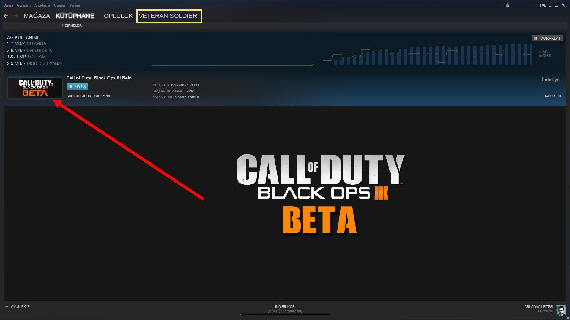 Black Ops 3 Beta PC Free