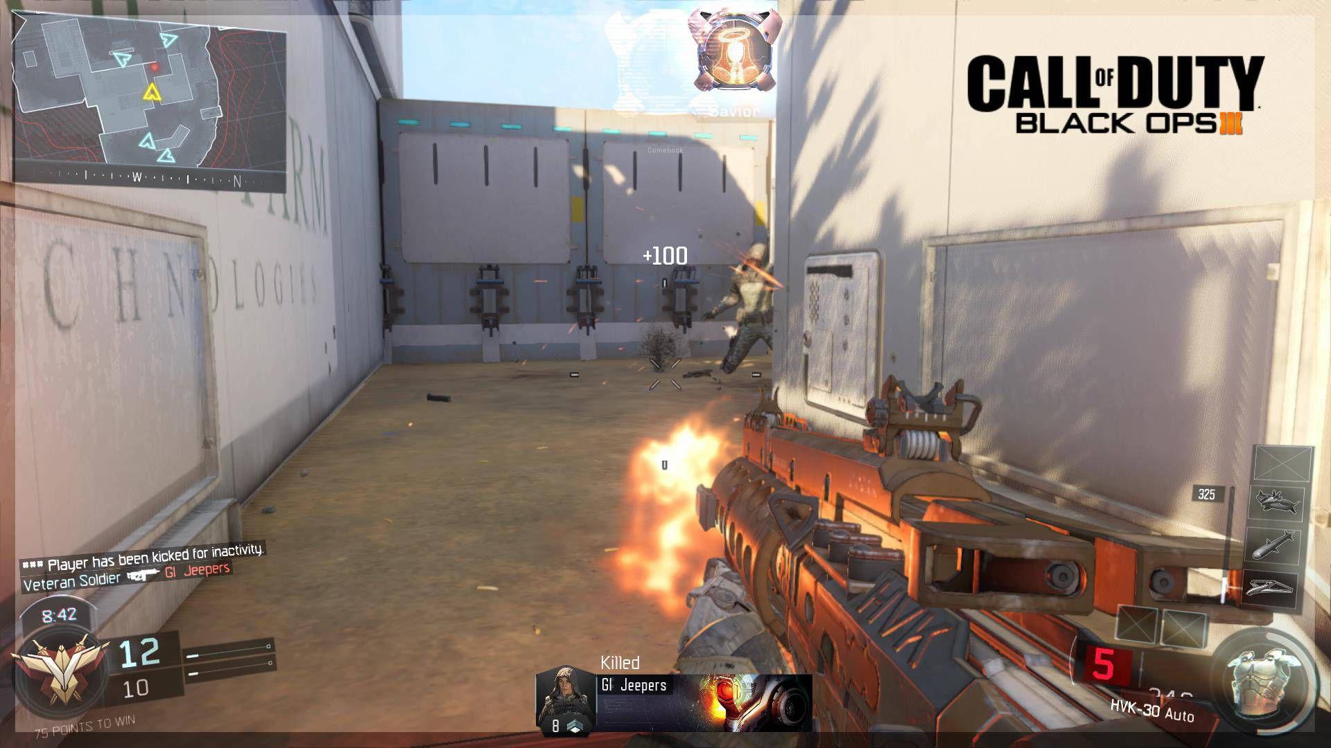 Black Ops 3 Çıktı