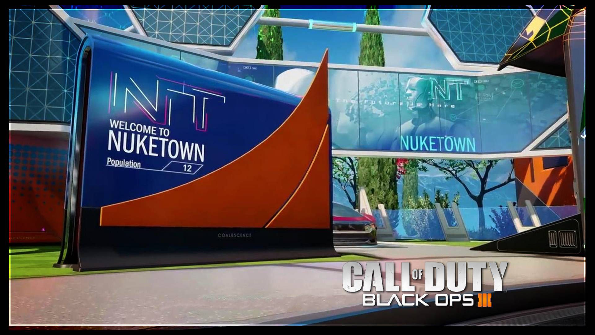 Black Ops 3 NukeTown Bonus Map