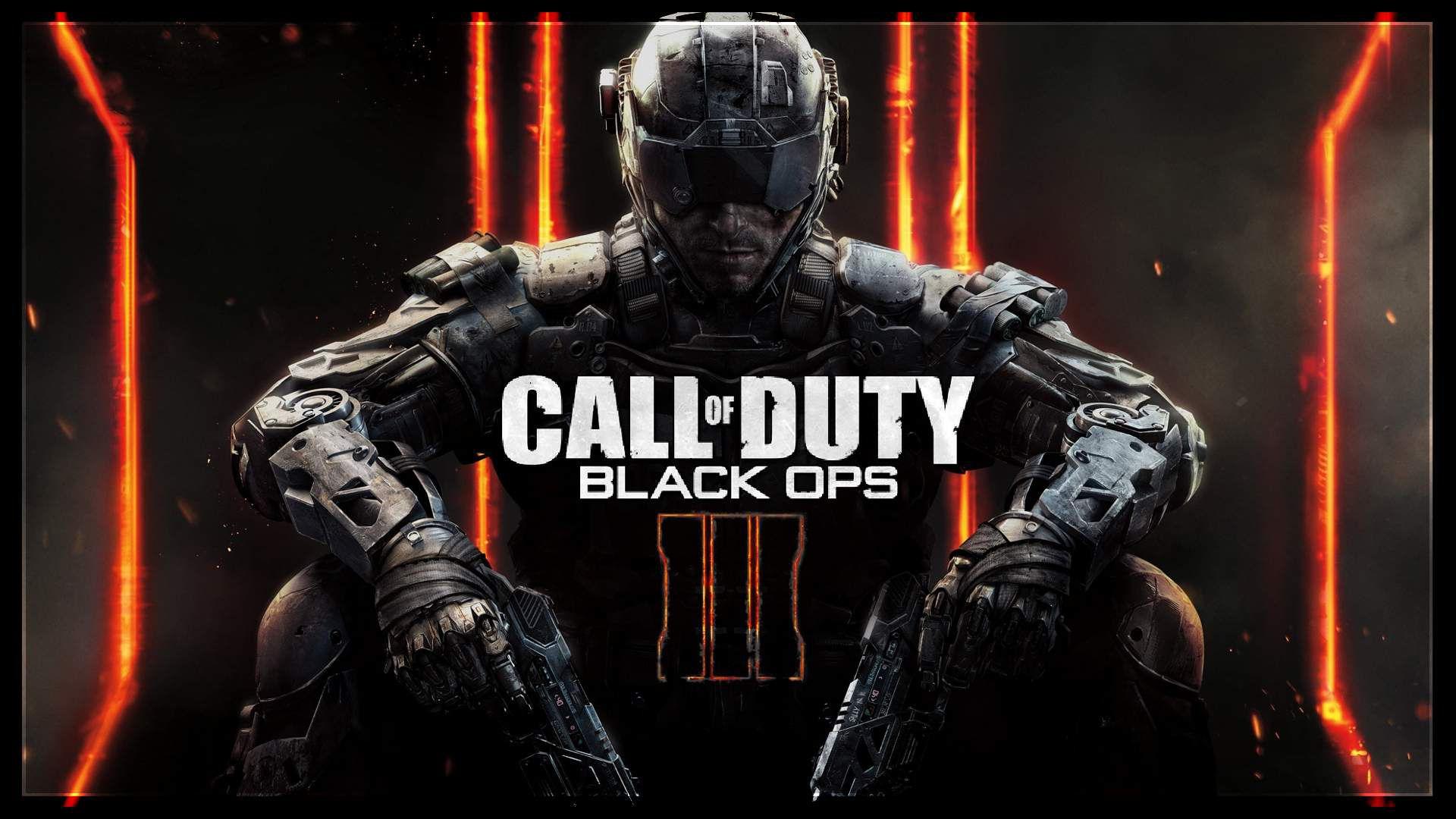 Black Ops 3 Soldier
