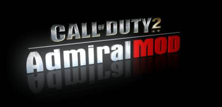 Call of Duty 2 Admiral MOD Box