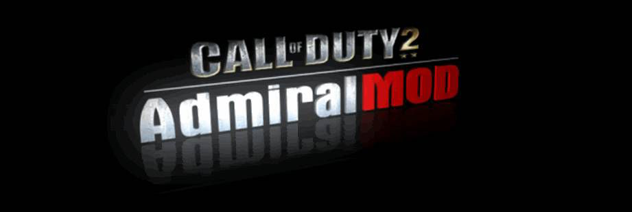 Call of Duty 2 Admiral MOD