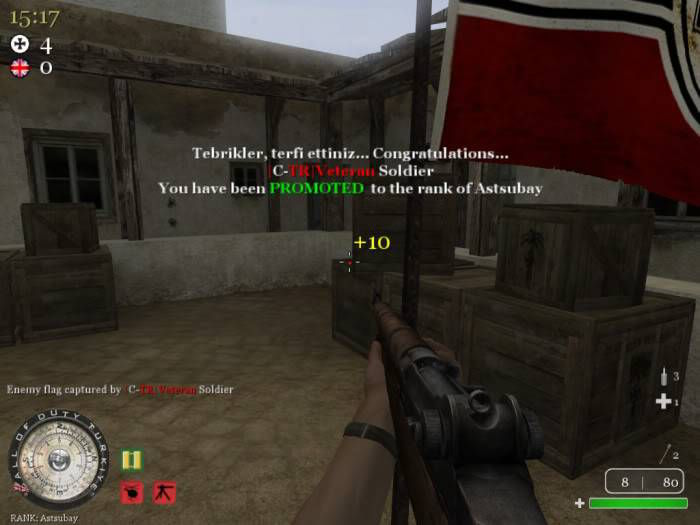 Call of Duty 2 eXtreme Mod