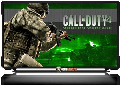 Call of Duty 4 Hataları