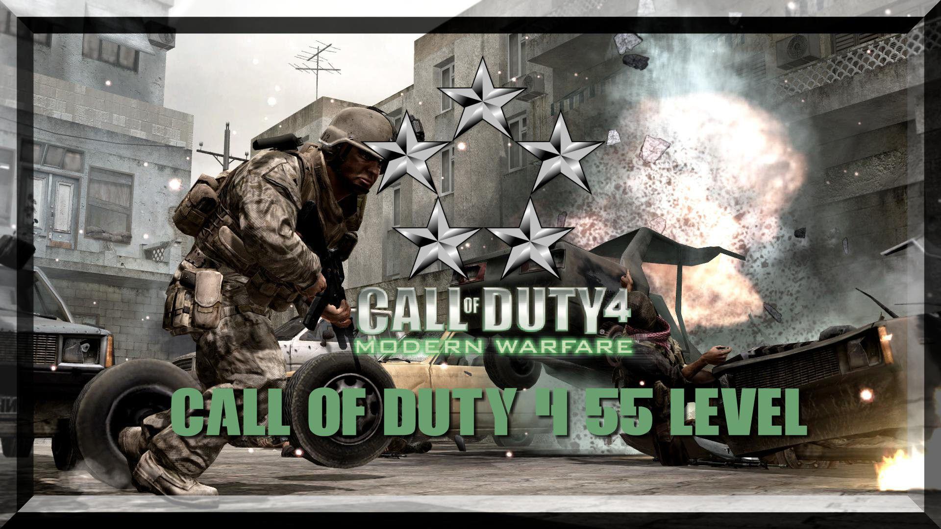 Call Of Duty 4 Modern Warfare 55 Level