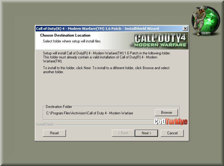 Call of Duty 4 v1.6 Patch