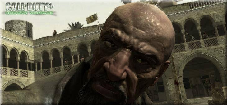 Call of Duty 4 Modern Warfare Zakhaev
