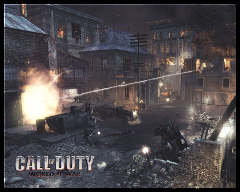 Call of Duty 5 World at War Multiplayer Oynamak