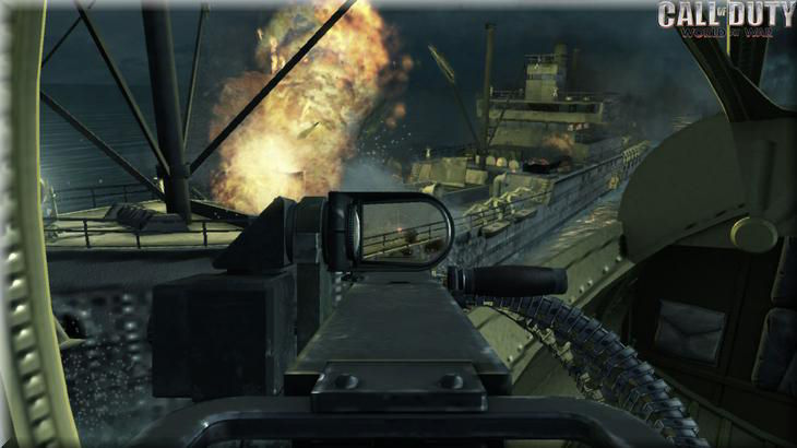 Call of Duty 5 World at War Single Player