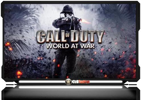 Call Of Duty 5 World At War Tam Çözüm