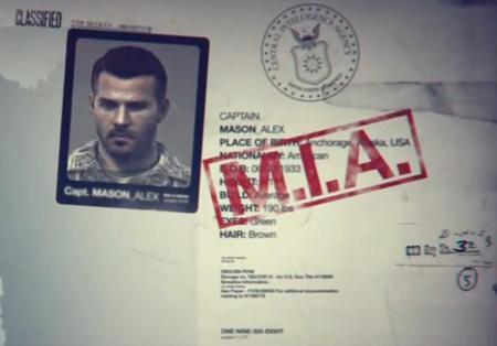 Call of Duty Sırları - Alex Mason