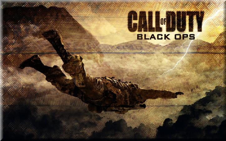 Call Of Duty 7 Black Ops Karakter Oluşturma