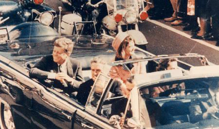 Call of Duty Sırları Kennedy Suikast
