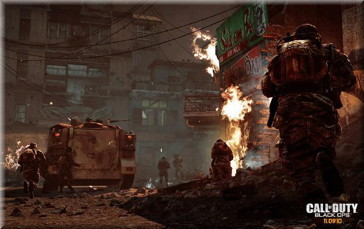 Call of Duty 7 Black Ops Multiplayer Oyun Modları