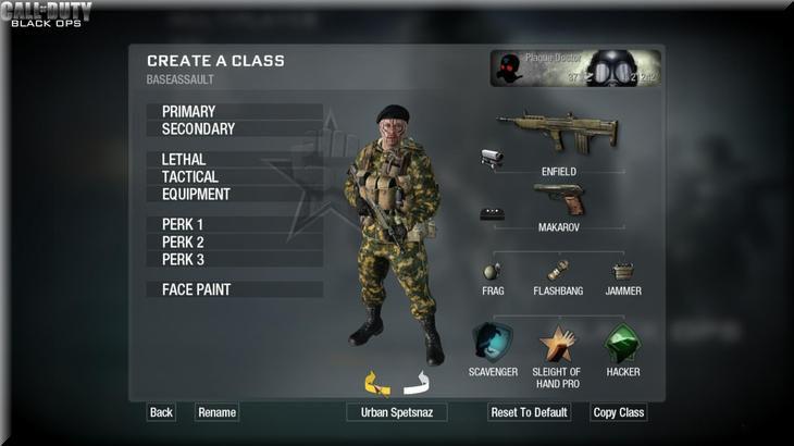 Call of Duty7 Black Ops Karakterleri