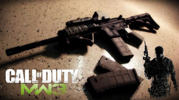 Call of Duty 8 Modern Warfare 3 Bilgiler