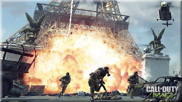 Call of Duty 8 Modern Warfare 3 Senaryo