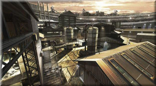 Call of Duty 8 Modern Warfare 3 Maps