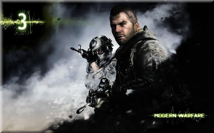 Call of Duty 8 Modern Warfare 3 Özellikler