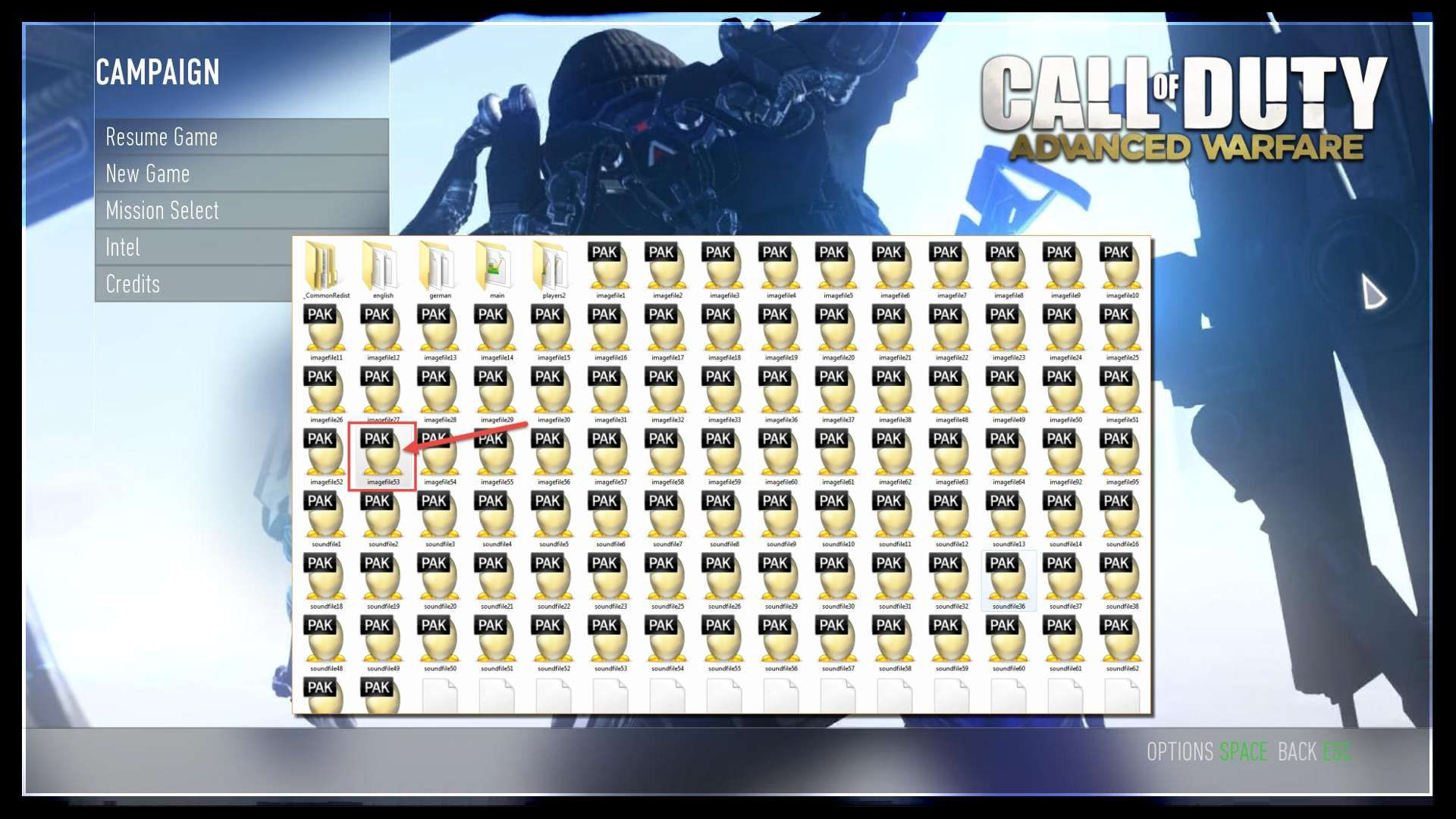 Call of Duty Advanced Warfare Disc Read Error