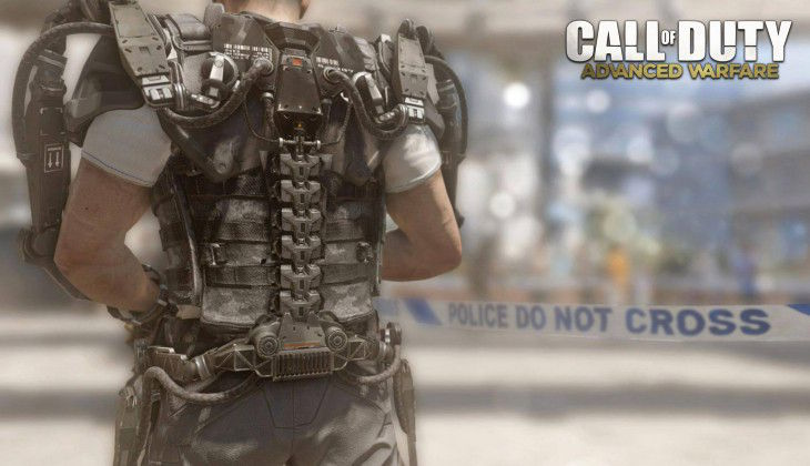 Call of Duty Advanced Warfare Exo Suit