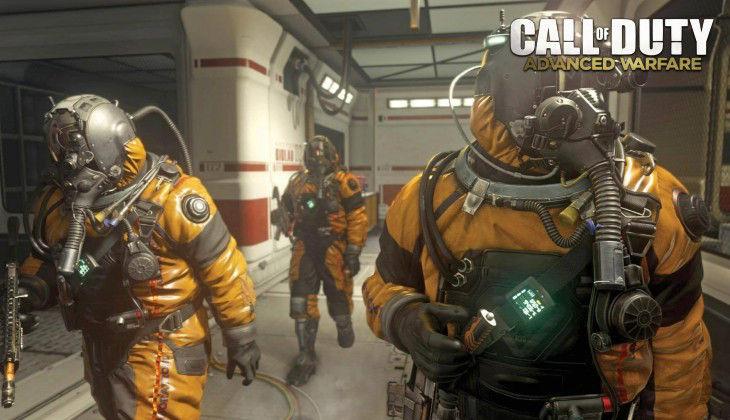 Call of Duty Advanced Warfare Gasmasks