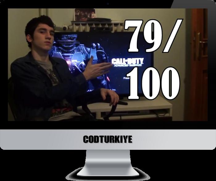 Call of Duty Advanced Warfare İnceleme Sonuçları