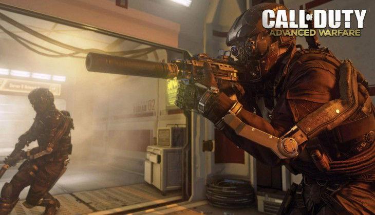 Call of Duty Advanced Warfare Soldiers