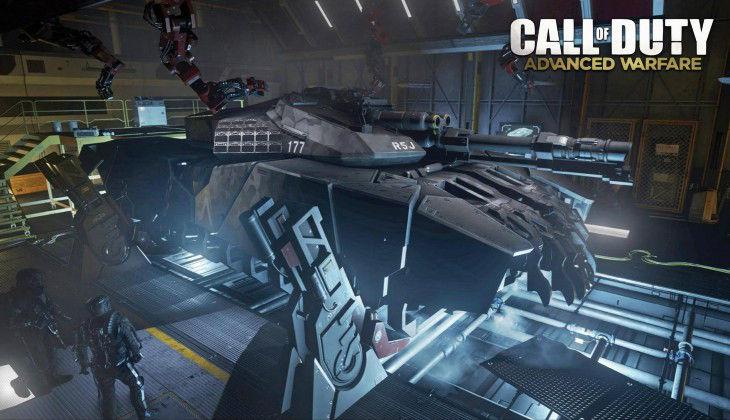 Call of Duty Advanced Warfare Tank