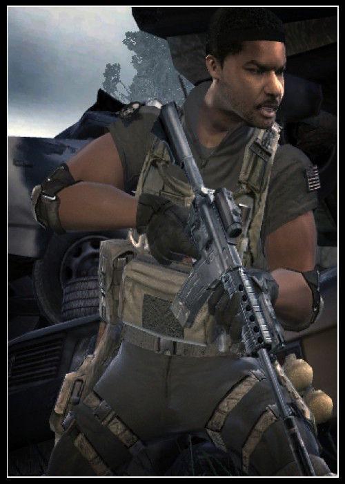 Call of Duty Karakterleri Griggs