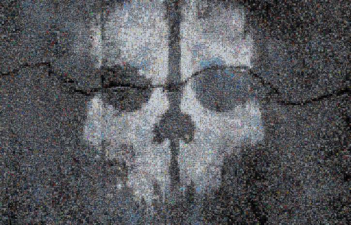 Call of Duty Ghosts Background