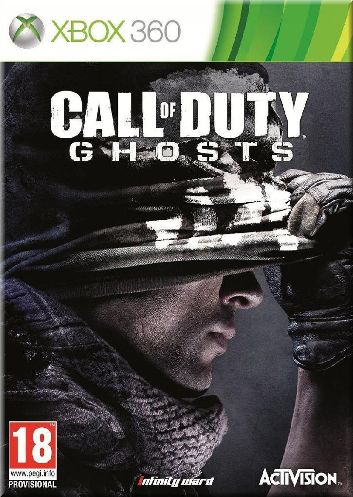 Call of Duty Ghosts 2013 Çıkacak Oyun XBOX