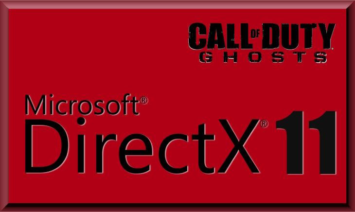 Call of Duty Ghosts DirectX Encountered an Unrecoverable Error Hatası Çözümü
