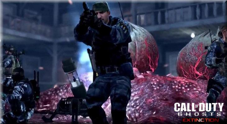 Call of Duty Ghosts Extinction Alan Savunması