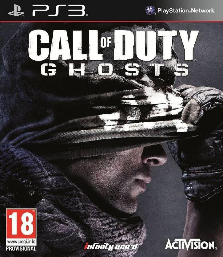 Call of Duty Ghosts 2013 Çıkacak Oyun PS3