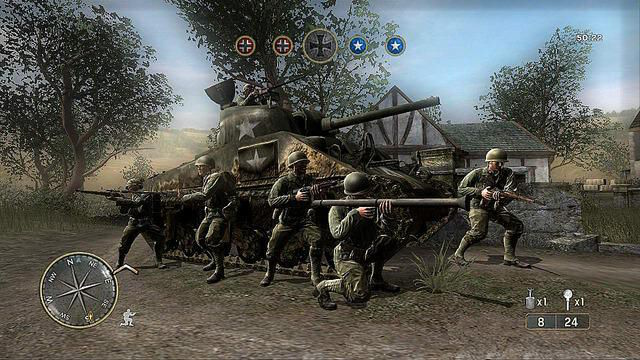 Call of Duty Grafiksel Gelişim