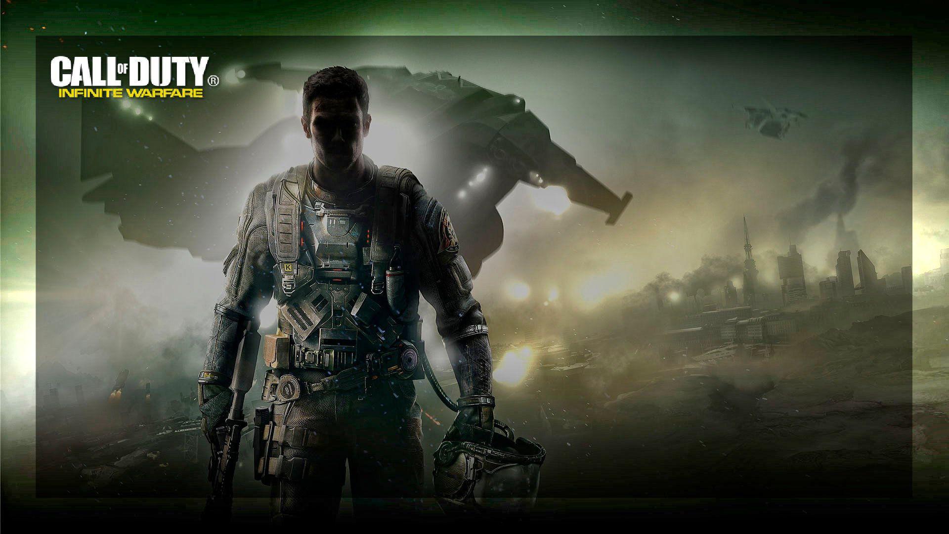 Call of Duty Infinite Warfare Geliyor