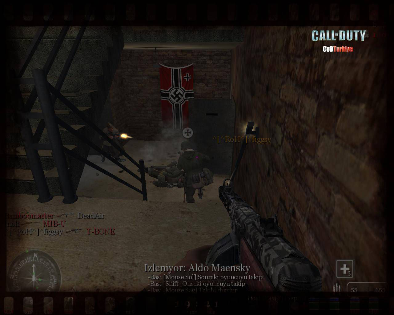 Call of Duty Multiplayer Gameplay